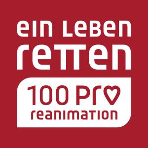 EinLebenRetten_Logo_weissaufrot