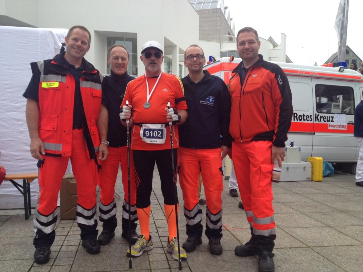 Günter Frey Einstein Marathon