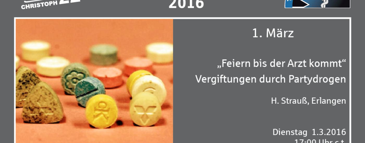 Fortbildung Intox Drogen