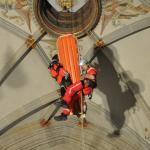 Höhenrettung Ulmer Münster