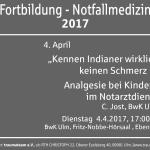 Fortbildung 2017 April