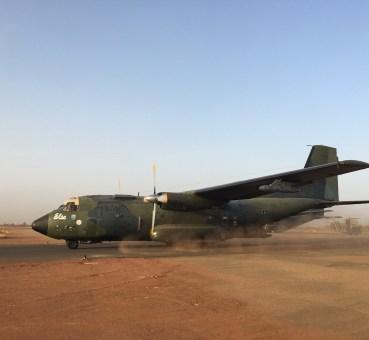 C-160 MedEvac