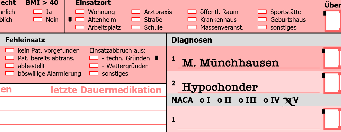 Fortbildung Notfallmedizin