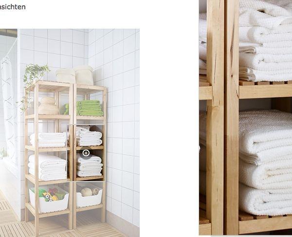 Ikea Badezimmer Regal ikea badezimmer regal bambus badezimmer regal angebote aus der werbung