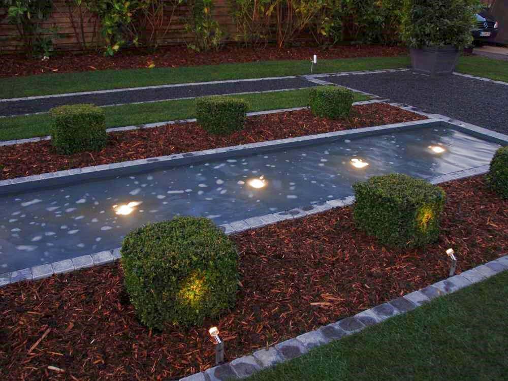 Led Beleuchtung Garten  Traumgarten