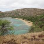 Hanauma Bay – ein Vulkankrater der sich in eine Bucht verwandelt hat