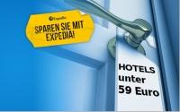 Hotels unter 59 Euro - Top Hotel Angebote mit Rabatt