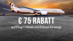 Etihad Airline