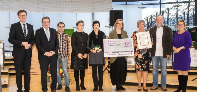 """Sächsischer Inklusionspreis für das """"Traumkonzert"""""""