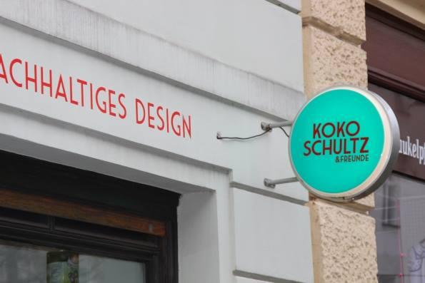 LADEN FÜR NACHHALTIGES DESIGN / Koko Schultz & Freunde Foto: ©tRaumpilotin