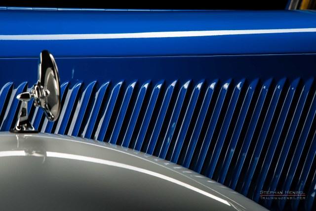 Mercedes-Benz 170 V, Baujahr 1949, Detailansicht, Motorhaube links, Oldtimer, Autofotografie: Stephan Hensel, Hamburg, Oldtimerfotograf, Autofotograf, Automobilfotograf, Oldtimerfotografie