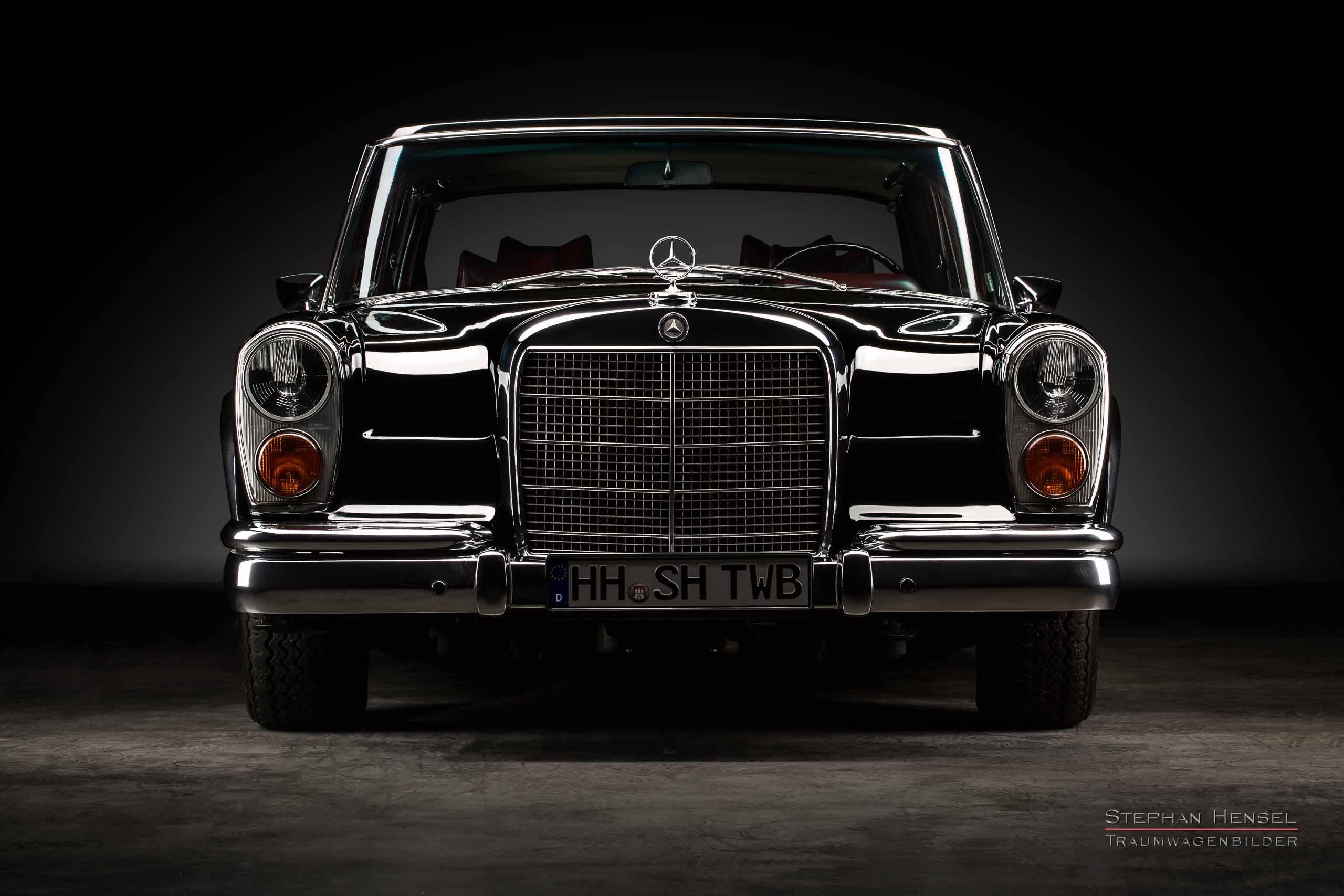 Mercedes-Benz 600, Mercedes 600, Staatskarosse, Autofotografie: Stephan Hensel, Hamburg, Oldtimerfotograf, Autofotograf, Automobilfotograf, Oldtimerfotografie, Autofotografen