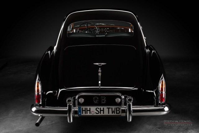 Bentley S1 Continental, 1956, Heckansicht, Autofotograf, Hamburg, Automobilfotograf, Oldtimerfotograf, Oldtimerfotografie, Car Photography, Stephan Hensel