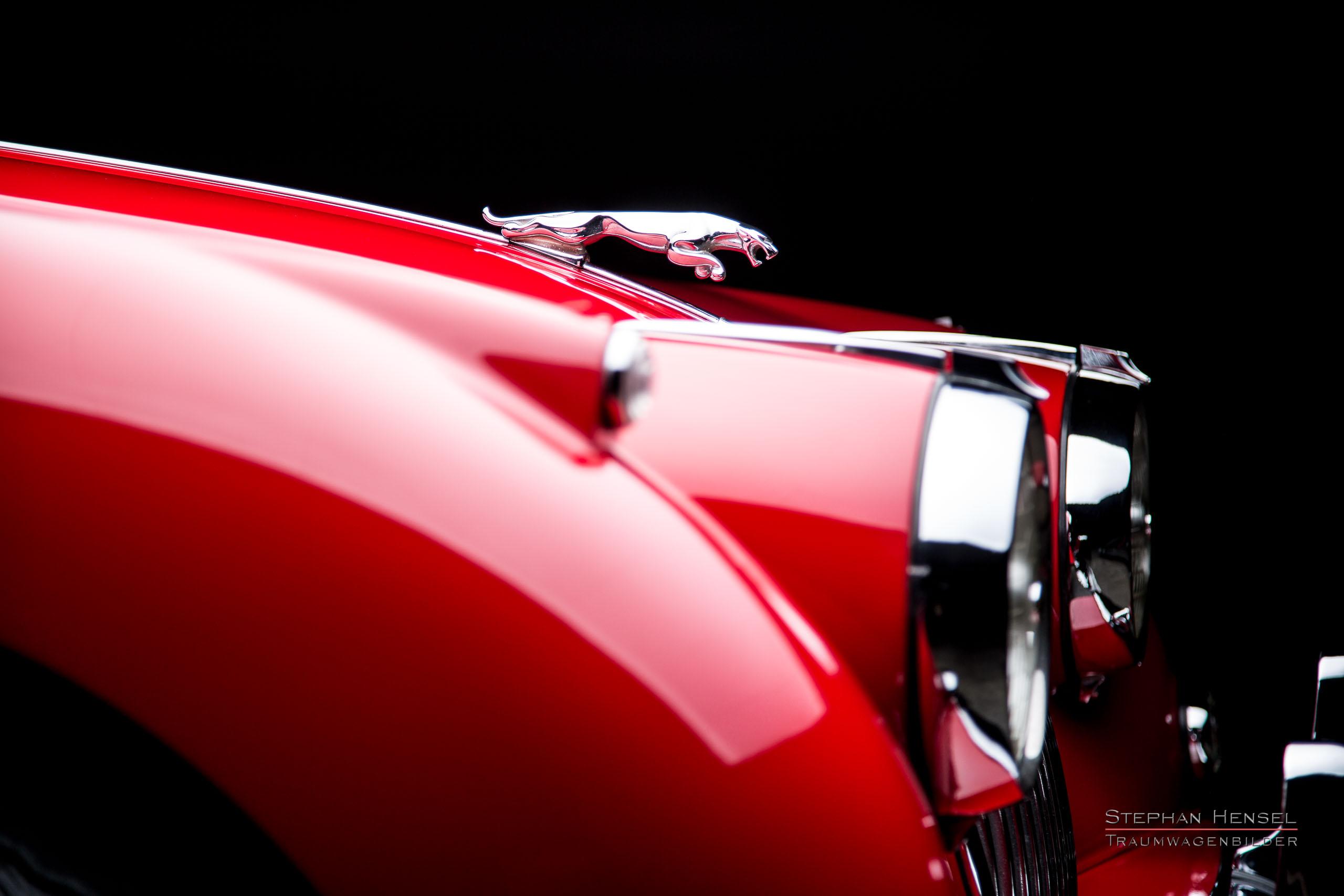 Jaguar XK 150 DHC, 1958, Detailansicht, Autofotograf, Hamburg, Automobilfotograf, Oldtimerfotograf, Oldtimerfotografie, Car Photography, Stephan Hensel