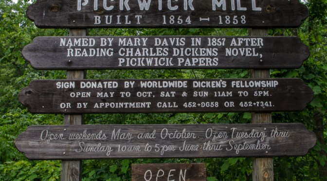Pickwick Mill, Established 1854 | MN Southeast
