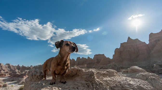 South Dakota Badlands – Day 1 & 2 Scenery