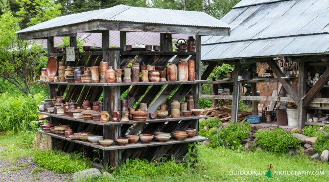Cooter Pottery | Minnesota North Shore
