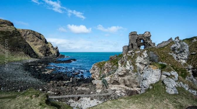 KINBANE HEADLAND & CASTLE – COUNTY ANTRIM – NORTHERN IRELAND #‎DiscoverNI‬