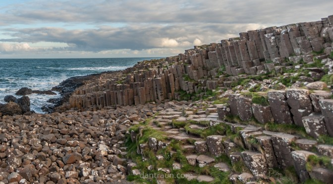 GIANTS CAUSEWAY – COUNTY ANTRIM – NORTHERN IRELAND #‎DiscoverNI‬