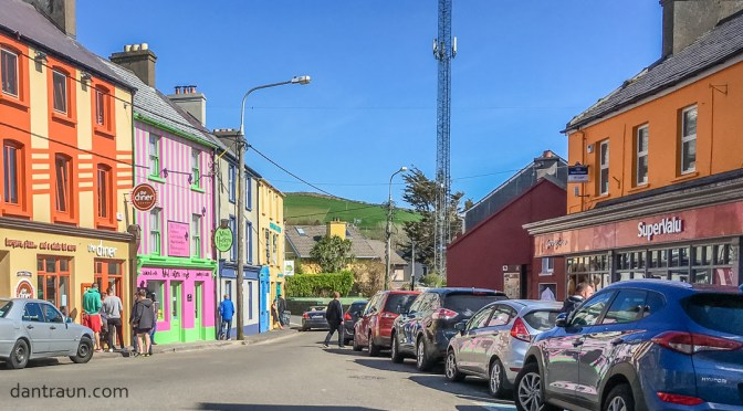 DINGLE – COUNTY KERRY – REPUBLIC OF IRELAND #discoverireland