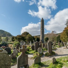 Glendalough Roundtower 04