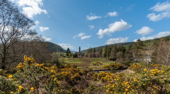 GLENDALOUGH – COUNTY WICKLOW – REPUBLIC OF IRELAND #discoverireland