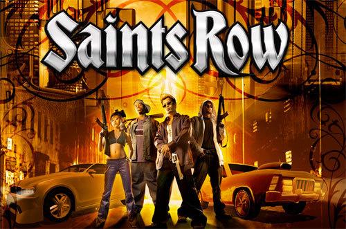 Saints Row Drive-By