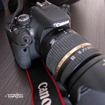Fotografieren mit einer Spiegelreflexkamera!