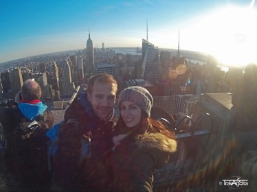 Top of the Rock, New York, USA