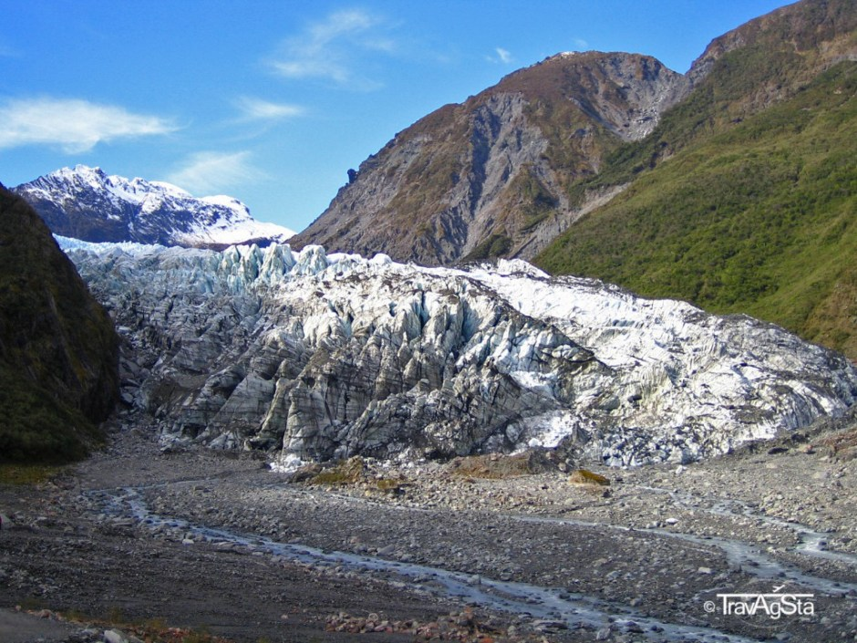 Fox Glacier - New Zealand