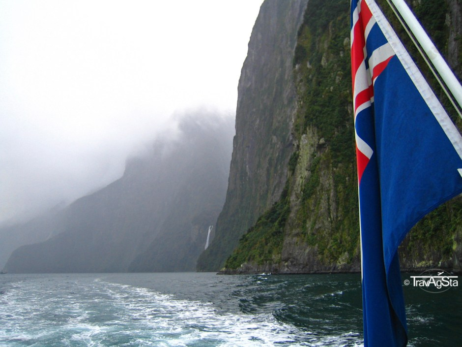 Milford Sound - New Zealand