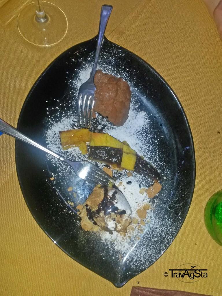 Dessert, Italy