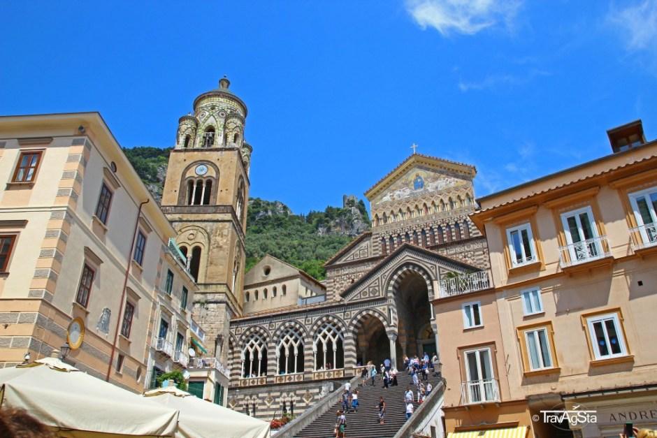 Duomo di Amalfi, Amalfi Coast, Italy