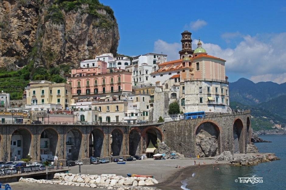 Atrani, Amalfi Coast, Italy