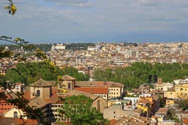 Rome, Gianicolo