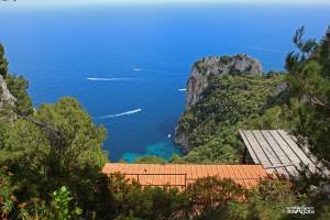 """Trattoria Le Grottelle"", Capri, Italy"