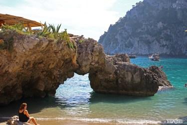 Capri, Marina Piccola