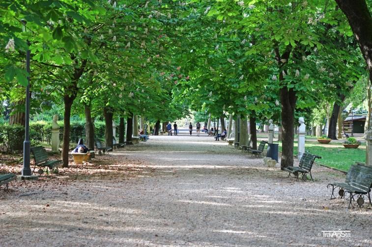 Rome, Pincio Park