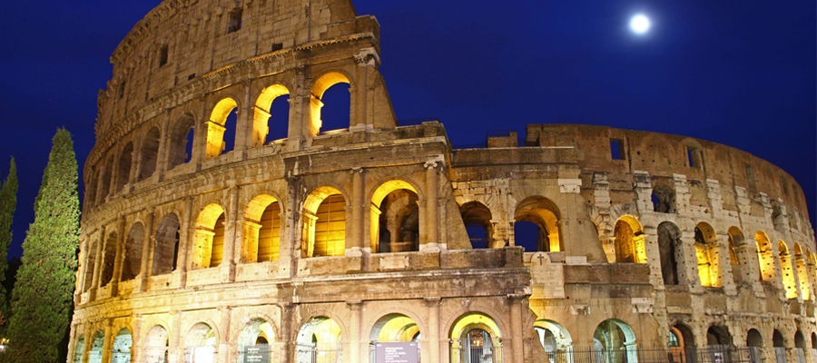 Must-sees in Rome!