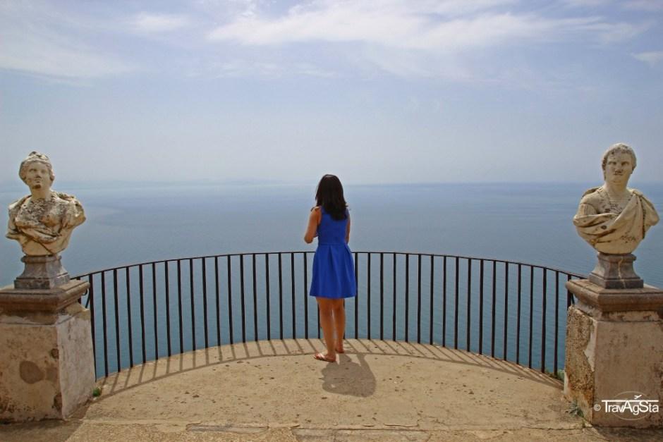 Villa Cimbrone, Ravello, Amalfi Coast, Italy