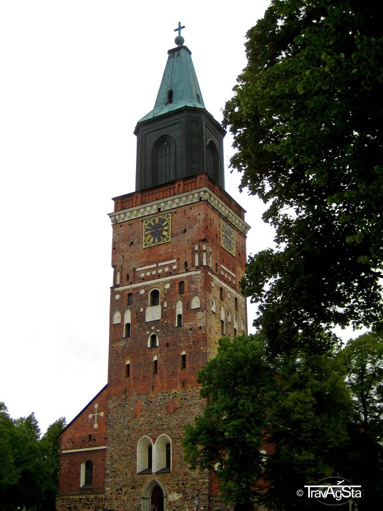 Cathedral in Turku
