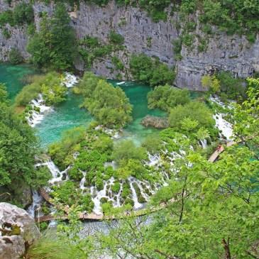 Liebe Mutter Natur, Danke für die Plitvicer Seen!