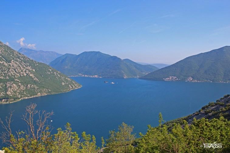 Bay of Kotor, Montenegro