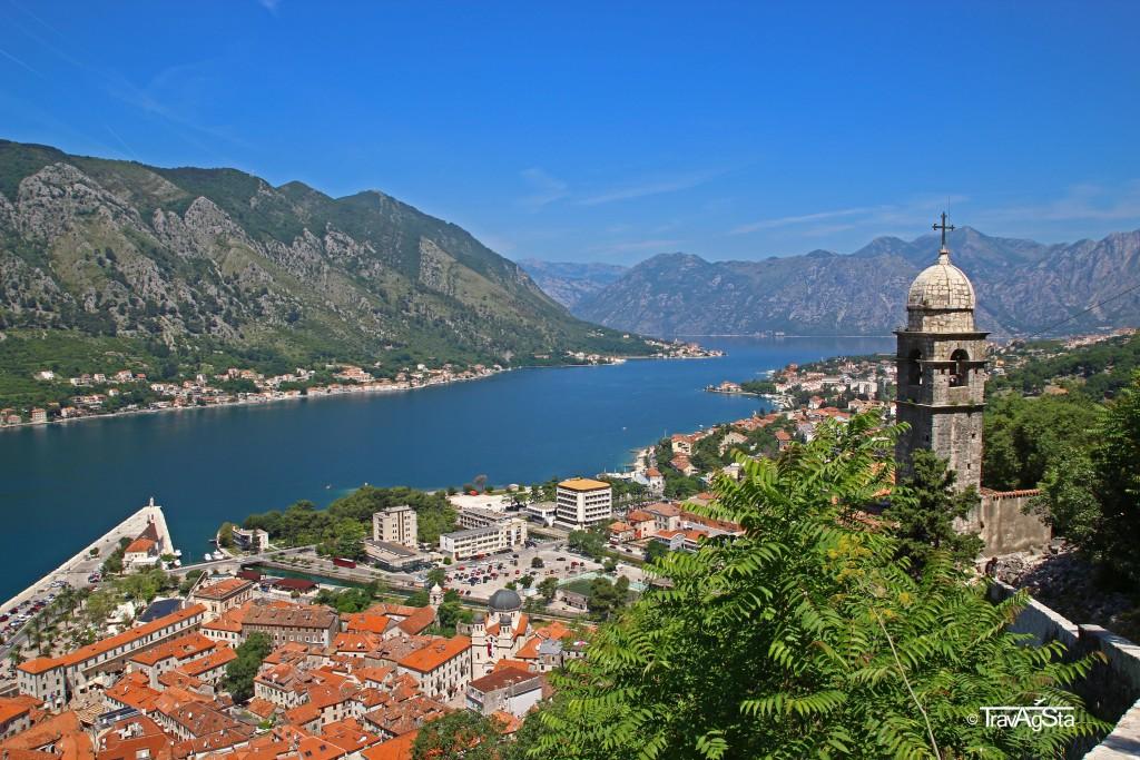 Fortress Sveti Ivan, Kotor, Montenegro