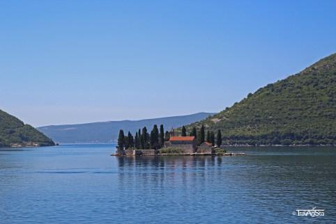 Bay of Kotor, Montenegro; Sveti Dorde
