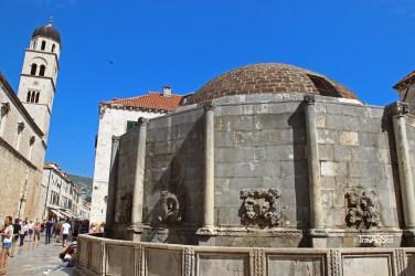 Onofrio Fountain, Dubrovnik, Croatia