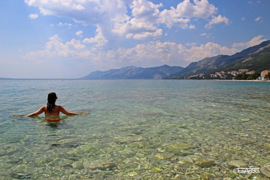 Baska Voda, Makarska Riviera, Dalmatia, Croatia