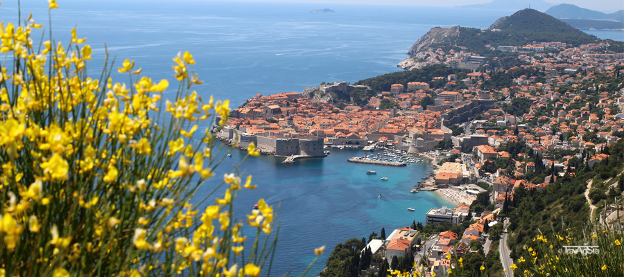 Dubrovnik-City of dreams on the Dalmatian Coast!