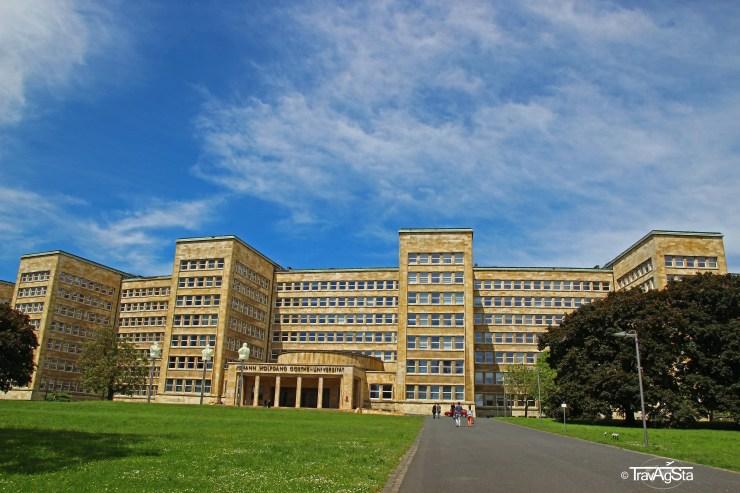 Gothe-University, Frankfurt am Main, Germany