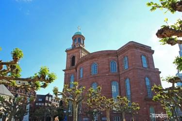 Paulskirche, Frankfurt am Main, Germany